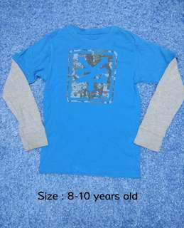 10 years old - Kids Cloth Shirt Dress Baby Girl Boy
