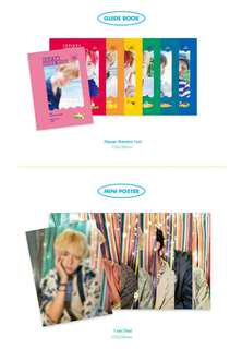 LOOSE BTS SUMMER PACKAGE 2018 IN SAIPAN MINI POSTER