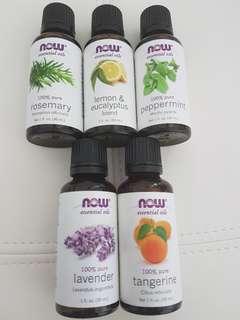 Essential Oils ( 30 ml)