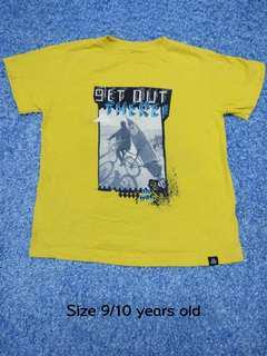 9/10 years old - Kids Cloth Shirt Dress Baby Girl Boy