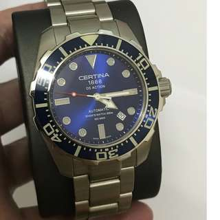 Certina DS Action (Diver's Watch)