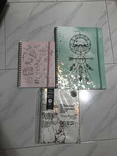 TYPO notebooks and planners