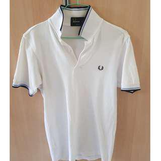 Fred Perry Polo Tee XS