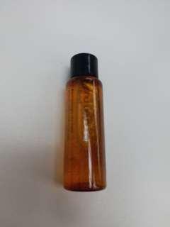 Shu Uemura Ultime8 Sublime Beauty Oil In Lotion  ultime8 黃金琥珀精油精華水15ml