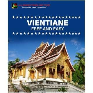 Vientiane Free and Easy Land Arrangement for 2 Persons