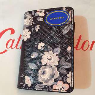 Authentic Cath Kidston 2fold Ticket holder Latimer Rose