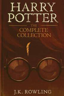 Harry Potter: The Complete Collection - J.K. Rowling (EBOOK)