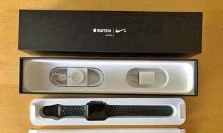 Apple Watch 3 Nike + 42mm LTE