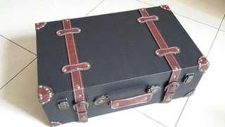 古典優雅旅行箱