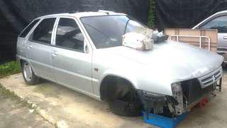 Citroen zx 1.8 used spare part for sale