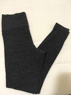 Talula dark grey legging