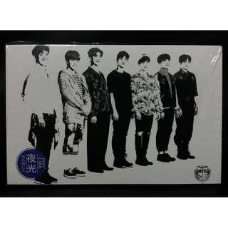 Bangtan Boys BTS Postcards (18-piece pack/box) (Sealed)