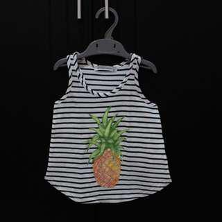 Gingersnaps Pineapple Top