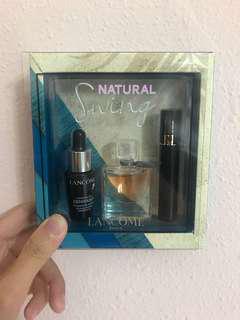 Lancome Natural Swing Gift Set