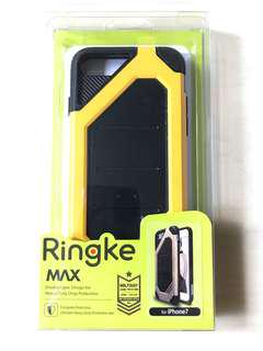 Ringke Max Case Black Yellow iPhone 7 or 8