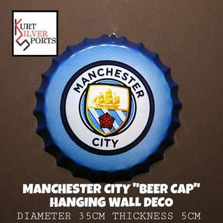 🚚 Manchester City hanging deco