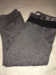 F21 work out Leggings