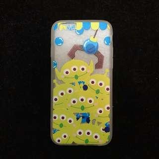 F74 iPhone Case 三眼仔 有iphone6/7/8 有plus