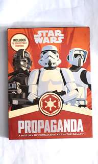 Star Wars Propaganda: A History of Persuasive Art in the Galaxy