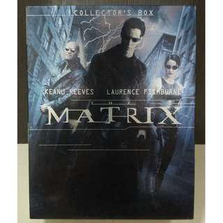 The Matrix Movie Deluxe Collector's Set Box