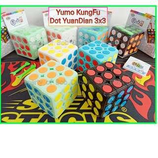 - Yumo KungFu Dot YuanDing 3x3 for sale in Singapore