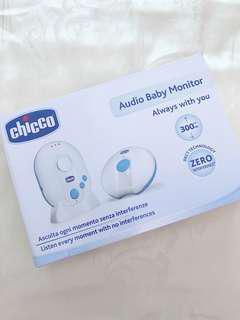 BNIB - Chicco - Audio Baby Monitor