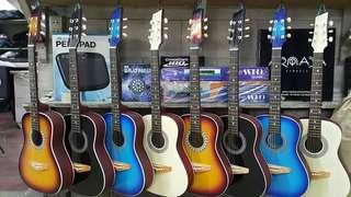 Mactan mini guitar