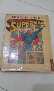 Superman nostalgia - from the 30s to the 80s.