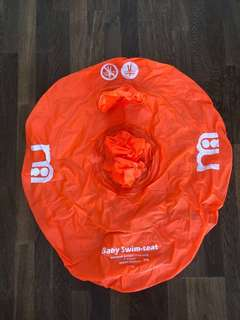 Mothercare Baby Swim-seat 1-2 years float ring