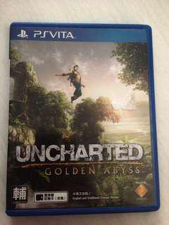 Uncharted (golden abyss) #postforsbux