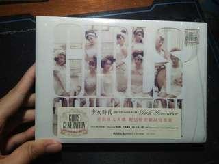 GIRLS' GENERATION 1ST JAPAN ALBUM (LIMITED EDITION)