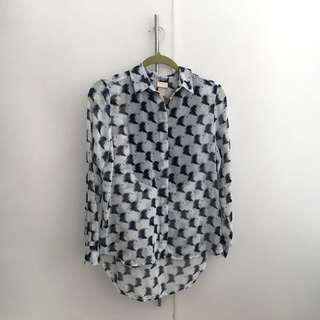 H&M Patterned Shirt