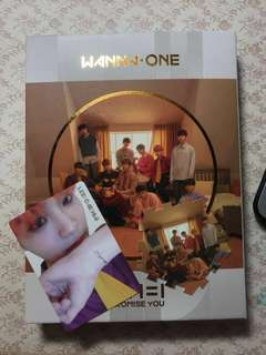 Wanna one I PROMISE YOU 專輯