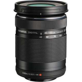 Olympus 40-150mm f/4.0-5.6 lens