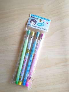 Non-Sharpening Pencils