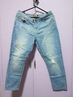 Dorothy Perkins Denim Jeans US10 EU42