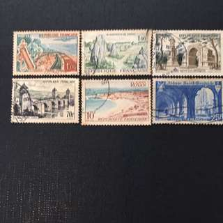 FRANCAISE OLD STAMPS