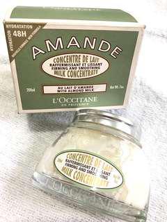 L'occitane Almond Milk Concentrate (P3,000 value!)