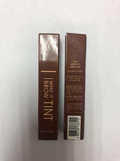 BN Missha Make It Brow Tint Raspberry Brown