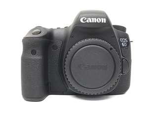 Canon Eos 6D Full Frame