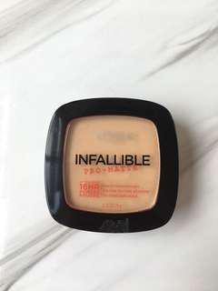 L'Oréal Infalliable Pro Matte Powder 200 Natural Beige