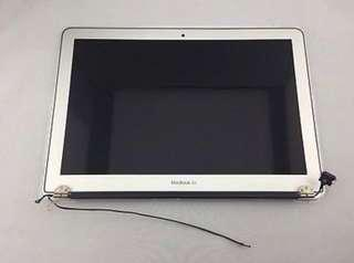 Apple Macbook Air 13-inch Screen Assembly for 2010, 2011 and 2012 models GRADE A!
