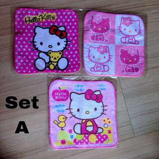 Hello Kitty Handkerchiefs- #postforsbux