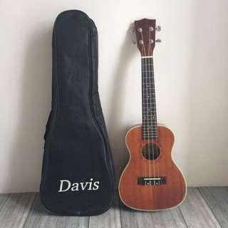 Davis Concert Ukulele Case