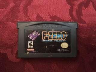 F-Zero Maximum Velocity with Custom Case
