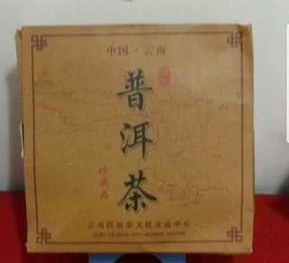 雲南陳年普洱、250克