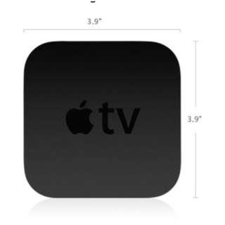 Apple TV 3rd Gen Used