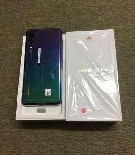 RUSH Brandnew Huawei P20 Pro Twilight Blue