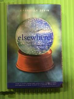 FREE Book: Elsewhere