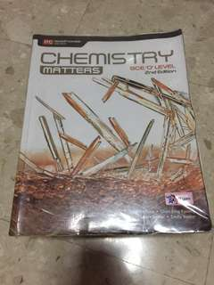 O Level Chemistry Materials